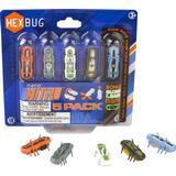 Interactive Toys on sale Hexbug Nano Nitro 5 Pack Toy Robot