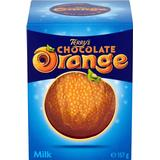 Chocolate Orange Milk