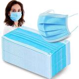 Medical Mask Face Masks Medical Mask 3-Layer 50-pack