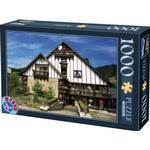 Dtoys Romania Plai de dor Hotel Bucovine 1000 Pieces