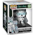 Funko Pop! Animation Rick & Morty Exoskeleton Snowball