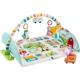 Baby Gyms Fisher Price Activity City Gym to Jumbo Play Mat