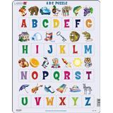 Classic Jigsaw Puzzles Larsen ABC 26 Pieces