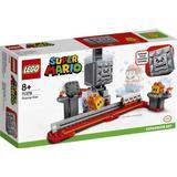Blocks Lego Super Mario Thwomp Attack Expansion Set 71376