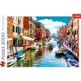 Trefl Murano Island Venice 2000 Pieces