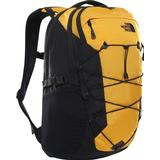The north face borealis backpack Backpacks The North Face Borealis Backpack - Summit Gold Ripstop/TNF Black