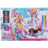 Advent Calendars Barbie Dreamtopia Fairytale Advent Calendar