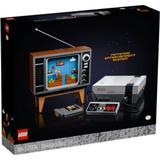 Building Games on sale Lego Super Mario Nintendo Entertainment System 71374