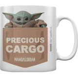 Cups Pyramid International Star War The Mandalorian Precious Cargo Cup 31.5 cl