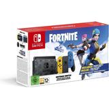 Hybrid Deals Nintendo Switch - Yellow/Blue - 2020 - Fortnite Special Edition