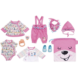 Baby Dolls Zapf Baby Born Deluxe First Arrival Set
