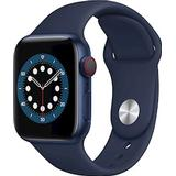 Smartwatches Apple Watch Series 6 Cellular 40mm Aluminium Case with Sport Band