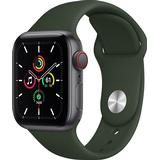Smartwatches Apple Watch SE Cellular 40mm Aluminium Case with Sport Band