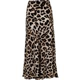 Skirts Women's Clothing Neo Noir Bovary Skirt - Leopard