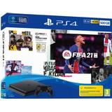 Fifa 21 ps4 game Game Consoles Sony PlayStation 4 Slim 500GB - Fifa 21