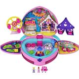 Dolls & Doll Houses Mattel Polly Pocket Tiny is Mighty Theme Park Backpack