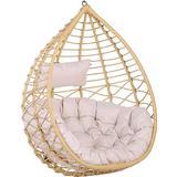 Outdoor Furniture Beliani Arsita Hang Chair