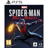 PlayStation 5 Games Marvel's Spider-Man: Miles Morales