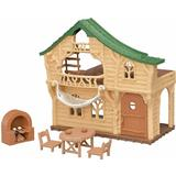 Dollhouse Accessories Sylvanian Families The House by the Lake