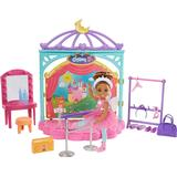 Fashion Doll Accessories Barbie Barbie Club Chelsea Doll & Ballet Playset