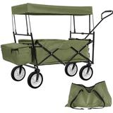 Kids Wagons Garden Trolley with Roof