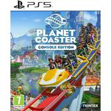 Playstation 5 console PlayStation 5 Games Planet Coaster - Console Edition