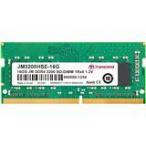 Transcend JetRam SO-DIMM DDR4 3200MHz 16GB (JM3200HSE-16G)