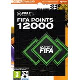 Redeem Cards Electronic Arts FIFA 21 - 12000 Points - PC