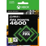 Redeem Cards Electronic Arts FIFA 21 - 4600 Points - Xbox One
