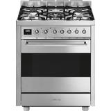 Cookers Smeg C7GPX9 Stainless Steel
