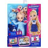 Dolls & Doll Houses Moose Failfix Total Makeover Doll Pack PreppiPosh
