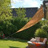 HI Sunshade Sail Triangular 360x360x360cm