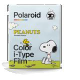 Polaroid film Instant Film Polaroid Color i‑Type Film - Peanuts Edition 8 pack