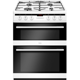 Gas Cooker Amica AFG6450WH White
