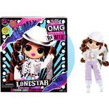 Fashion Doll Accessories LOL Surprise O.M.G. Remix Lonestar