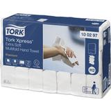 Hand Towels Tork Xpress Extra Soft Multifold H2 2-Ply Hand Towel 2100-pack