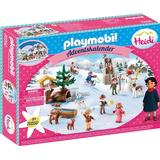 Advent Calendars Playmobil Adventskalender Heidis Winterwelt 70260