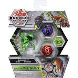 Bakugan starter pack Toy Figures Spin Master Bakugan Starter Pack S2 Dragon Green