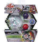 Bakugan starter pack Toy Figures Spin Master Bakugan Starter Pack S2 Trox