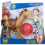 Toy Figures on sale Mattel Disney Pixar Toy Story Jessie & Bullseye