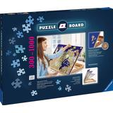 Jigsaw Puzzle Accessories Ravensburger Wooden Puzzle Board Easel 300-1000 Pieces