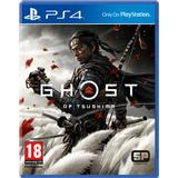 Ghost of tsushima ps4 PlayStation 4 Games Ghost of Tsushima