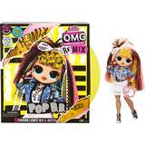 Fashion Doll Accessories LOL Surprise O.M.G. Remix Pop B.B.