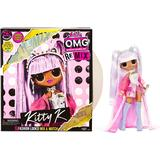 Fashion Doll Accessories LOL Surprise O.M.G. Remix Kitty K