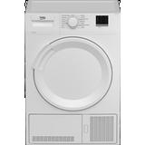 Tumble Dryers Beko DTLCE70051W White