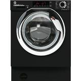 Black hoover washing machine Washing Machines Hoover HBDOS695TAMCBE