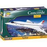 Blocks Cobi Concorde British Airways