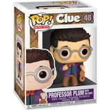 Clue funko pop Toy Figures Funko Pop! Clue Professor Plum with Rope