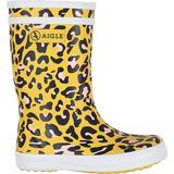 Wellingtons Children's Shoes Aigle Lolly Pop - Leopard