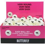 Butterfly Easy Ball 40+ 120-pack